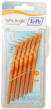 TePe Angle Interdentalbürste 0,45 mm orange (6 Stk.)