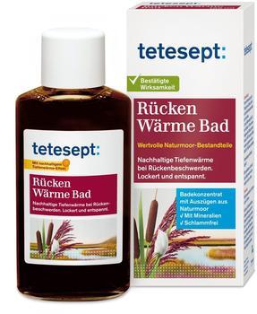 Tetesept Rücken Wärme Bad (125 ml)