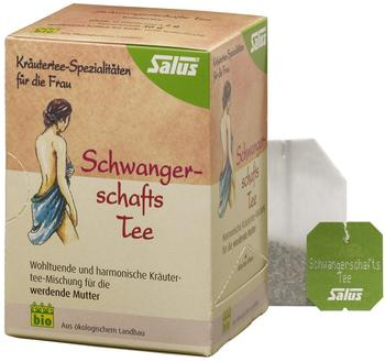 SALUS Schwangerschafts Kräutertee 15x2 g