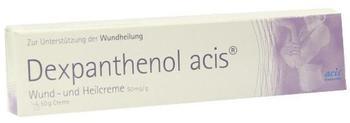 Dexpanthenol Wund- und Heilcreme 50 mg/g (50 g)