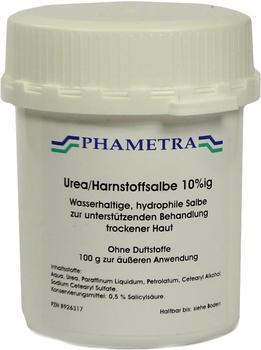 Urea / Harnstoffsalbe 10%ig (100 g)