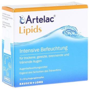 Artelac Lipids MD Augengel (3 x 10 g)