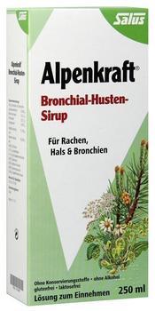 Alpenkraft Bronchial Husten Sirup (250 ml)