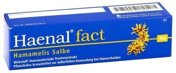 Haenal Fact Hamamelis Salbe (30 g)