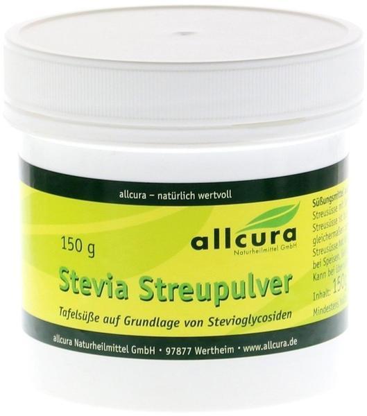 Allcura STEVIA STREUPULVER