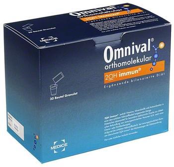 Medice Omnival Orthomolekul. 2OH immun Granulat (30 Stk.)