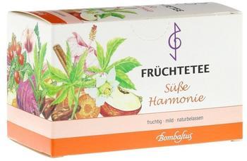 Bombastus Früchtetee Süsse Harmonie Filterbeutel (20 Stk.)