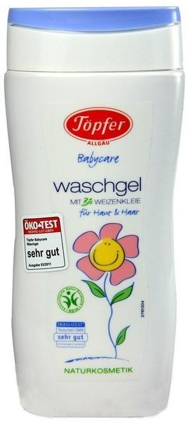 Töpfer Babycare Waschgel 200 ml