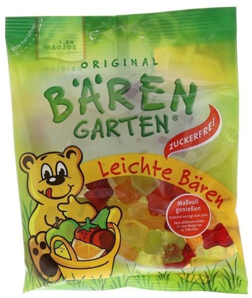 Soldan Original Bärengarten Fruchtsaft-Bären zuckerfrei (150 g)