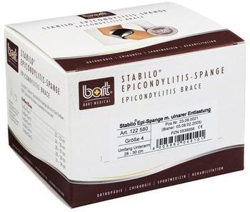 Bort Stabilo Epicondylitis-Spange mit ulnarer Entlastung Gr. 4
