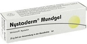 Nystaderm Mundgel (25 g)