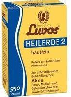 Heilerde 2 Hautfein (950 g)