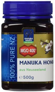 Hager Pharma Gmbh MANUKA HONIG MGO 400+ 500 g