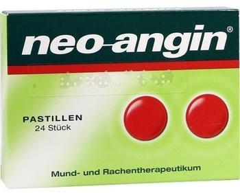 Emra-Med NEO-ANGIN Halstabletten