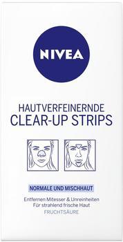 Nivea Hautverfeinernde Clear-Up Strips (6 Stk.)