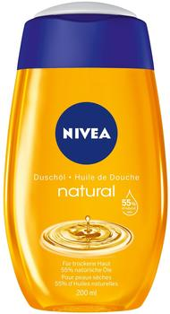 Nivea Body Cleansing Natural oil Duschöl (200 ml)