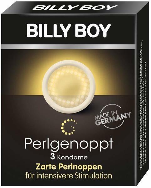Billy Boy Perlgenoppt (3 Stk.)