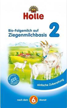 Töpfer Bio-Folgemilch 2 auf Ziegenmilchbasis (400g)