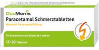 DOCMORRIS Paracetamol Schmerztabletten