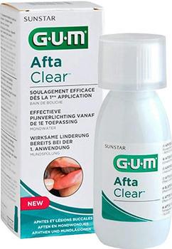 GUM Afta Clear Mundspülung (120ml)