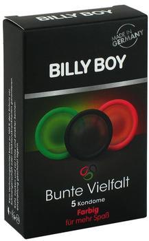 Mapa Billy Boy Bunte Vielfalt 5er ZIG
