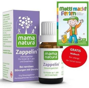 DHU mama natura Zappelin Globuli (10 g)