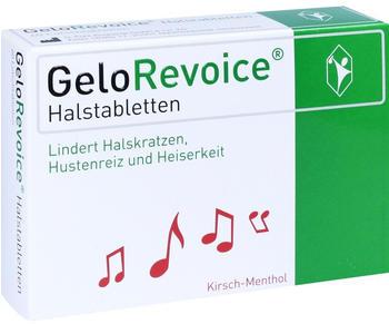 Gelorevoice Halstabletten Kirsch-Menthol Lutschtabletten (60 Stk.)