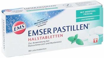 Siemens & Co. Emser Pastillen mit Mentholfrische zuckerfrei 30 St.