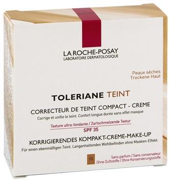 La Roche Posay Toleriane Teint Korrigierendes Kompakt-Creme Make-up 13 Sandy beige