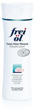 frei öl Totes Meer Mineral KörperLotion (200ml)