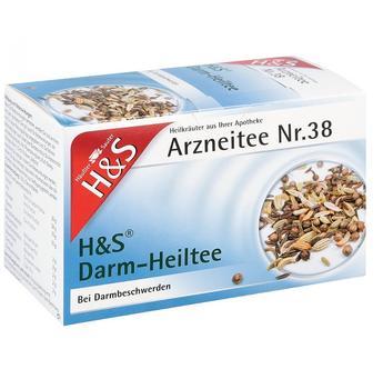 H&S Darm-Heiltee 20 St.
