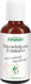 Bergland Sauna Aufguss Konzentrat Zirbelkiefer (50ml)