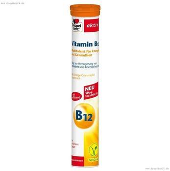 Doppelherz Vitamin B12 Brausetabletten (15 Stk.)