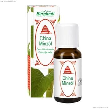 Bergland Pharma China Minzöl
