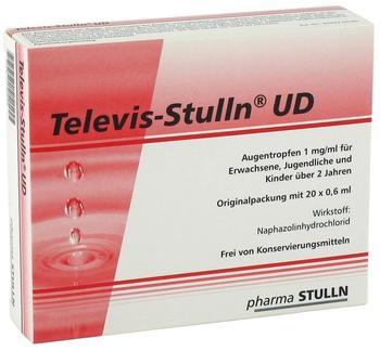 TELEVIS Stulln UD Augentropfen 12 ml Augentropfen