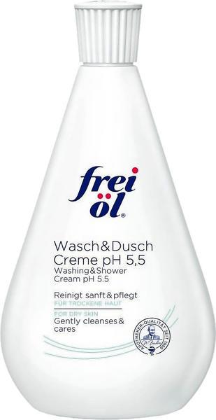 frei öl Wasch & Duschcreme pH 5,5 (500 ml)