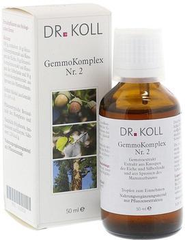 Dr. Koll Biopharm GemmoKomplex Nr. 2 Tropfen (50ml)