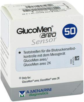 Emra-Med GlucoMen Areo Sensor Teststreifen (50 Stk.)
