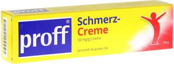Proff Schmerzcreme 5% (150 g)