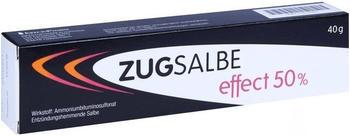 Zugsalbe effect 50% (40g)