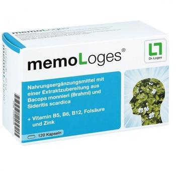Dr. Loges memoLoges Kapseln (120 Stk.)