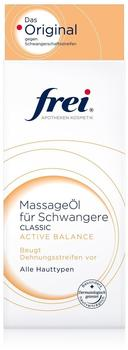 frei öl Massage-Öl für Schwangere 125ml