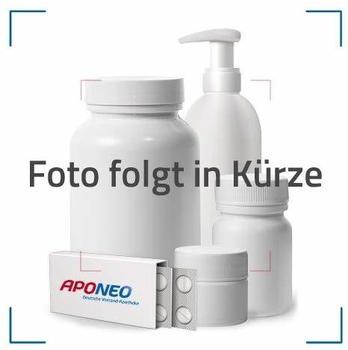 SERIMED GmbH & Co KG Einmalwaschhandschuh Eco-Plus blau-weiß genäht