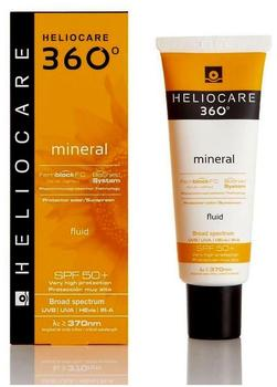 Heliocare 360° mineral Fluid SPF 50+ (50ml)