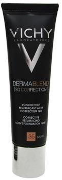 Vichy Dermablend 3D Correction - 35 Sand (30ml)