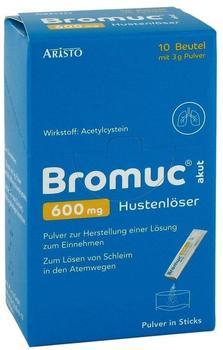 ARISTO Bromuc akut 600mg Hustenlöser 10 St.