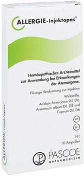 PASCOE Pharmazeutische Präparate GmbH Allergie-Injektopas