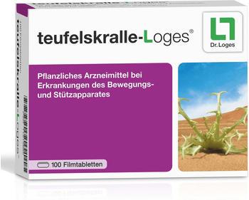 teufelskralle-loges Filmtabletten (100 Stk.)