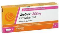 IBUDEX 200 mg Filmtabletten 20 St