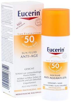 Eucerin Sun Fluid Anti-Age LSF 50 (50ml)